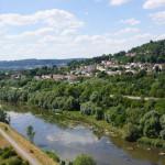 Les Pâquis, la Meurthe et l'Amezule