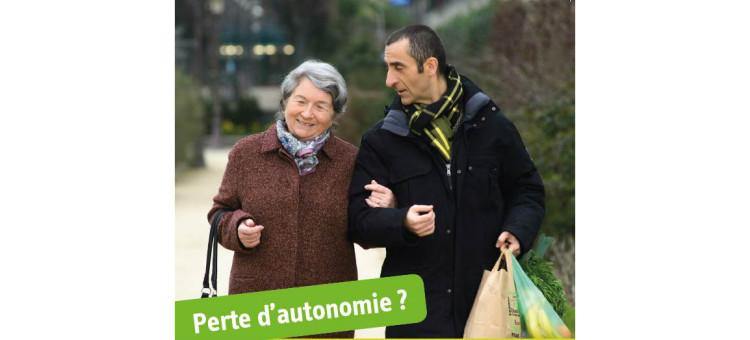 Personnes âgées / Perte d'autonomie : des réponses à vos questions.