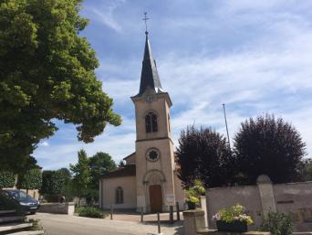 Journées du Patrimoine 2015 – Conférence sur les fresques de l'église Saint-Martin