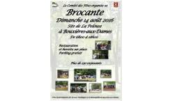 Brocante – 14 août 2016