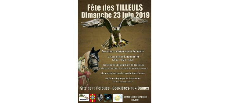 Fête des Tilleuls le 23 juin 2019