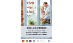 Café – Information – Jeudi 15 novembre 2018