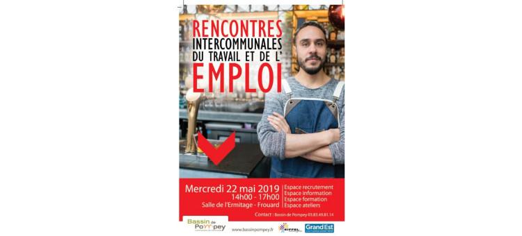 Rencontres Intercommunales de l'emploi 2019