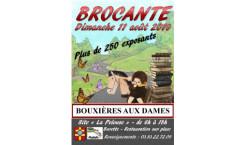 BROCANTE – Dimanche 11 août 2019