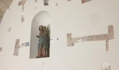 Faites un don pour la restauration des peintures murales du chœur de l'église Saint-Martin