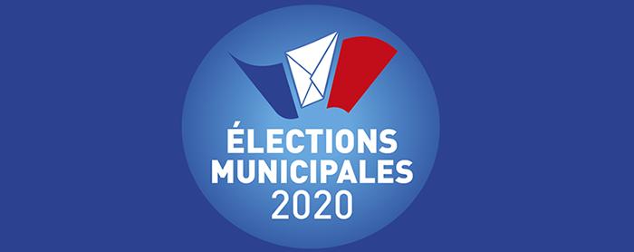 Les résultats des élections municipales 2020
