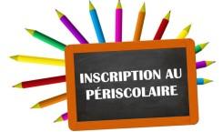 Dossier d'inscription périscolaire 2020 – 2021