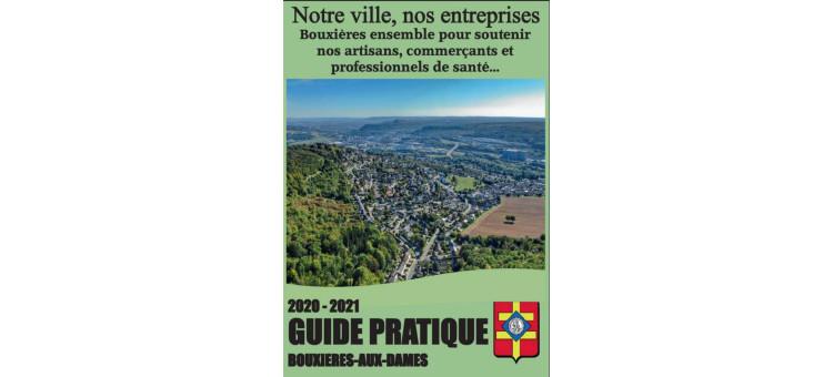Le nouveau guide pratique est en ligne !