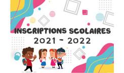 Inscriptions Scolaires 2021