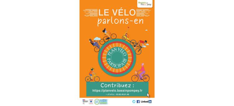 Le vélo parlons-en – Plan vélo participatif